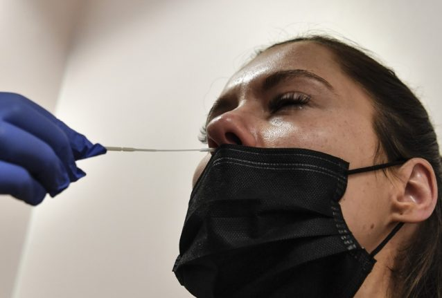 What you need to know about France's new 15-minute Covid tests