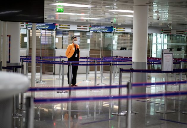France to keep internal EU borders open but all arrivals face Covid-19 tests