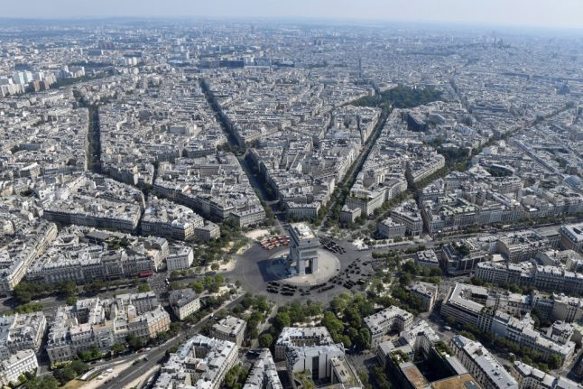 Paris to plant 170,000 new trees and turn key spots into urban forests