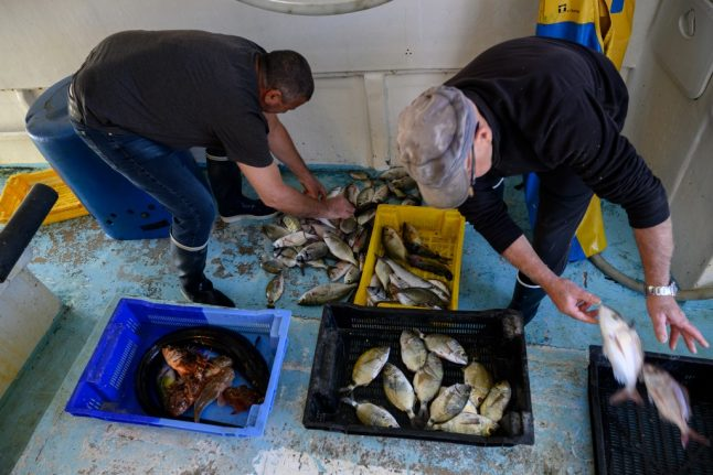 France 'will not use fishermen as bargaining chip' for Brexit deal