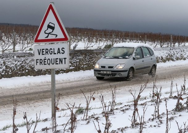 Winter tyres to become compulsory in parts of France