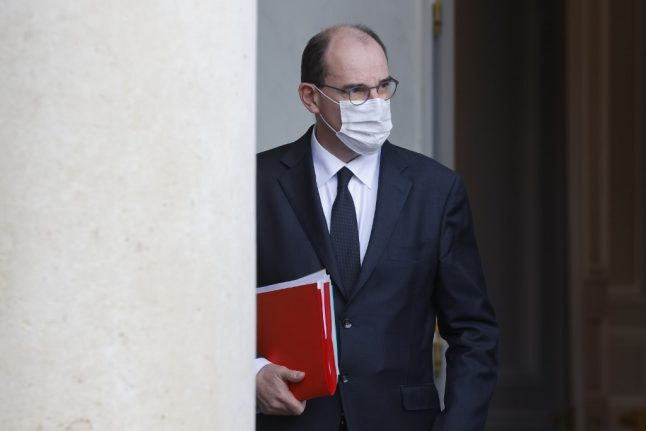 France extends curfew to cover half the country as Covid-19 situation worsens