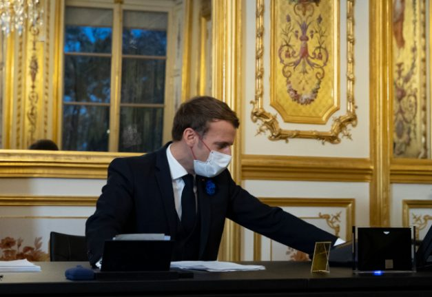 What Macron and Biden talked about in their first telephone call