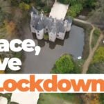 VIDEO: What lockdown is like in a French chateau