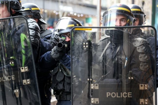 French government to 'clarify' its new security law to guarantee freedom of expression