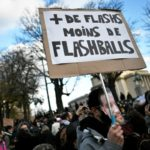 Demonstrators gather in Paris to decry French bill on curbing police images