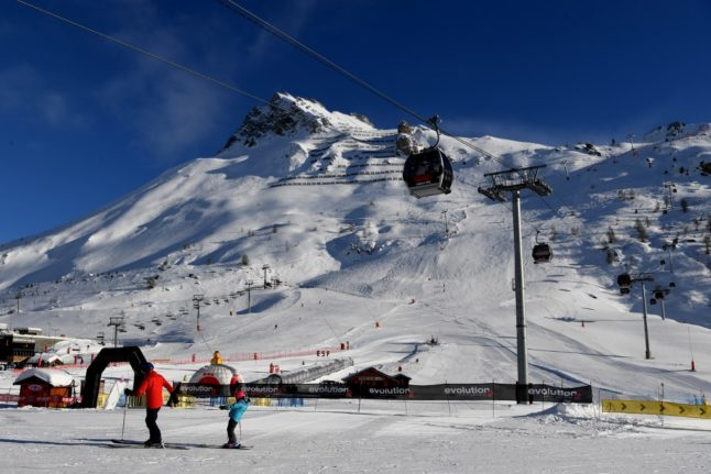 Macron says it would be 'impossible' to reopen ski resorts in France by Christmas