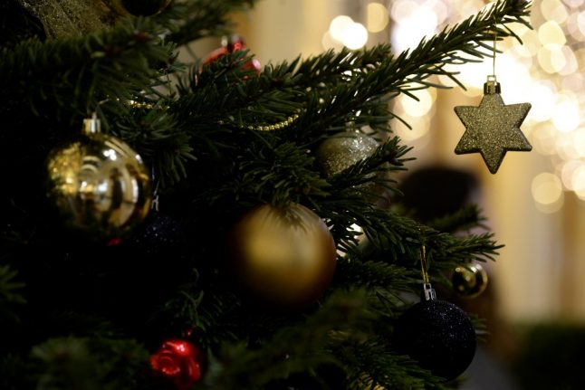 Christmas trees will be allowed as 'essential' shopping in France