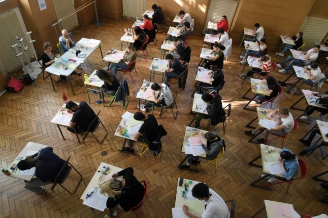 France scraps baccalaureate exams for 2021