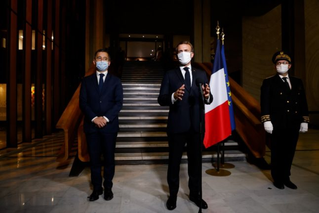 UPDATE: French government under increasing pressure over video of French police beating music producer