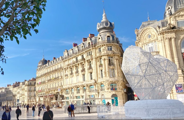 Seven reasons to move to Montpellier