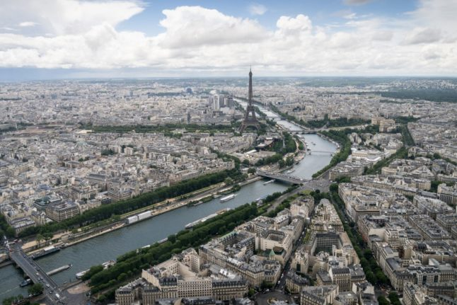 Paris back on top as world's most expensive city to live in