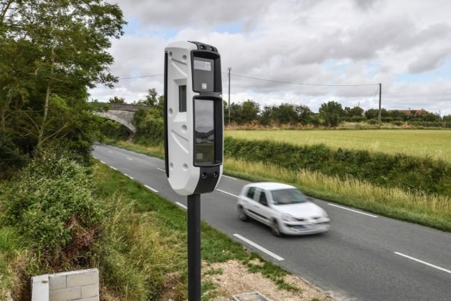 France cracks down on speeding foreign drivers with 2.5 million tickets issued last year