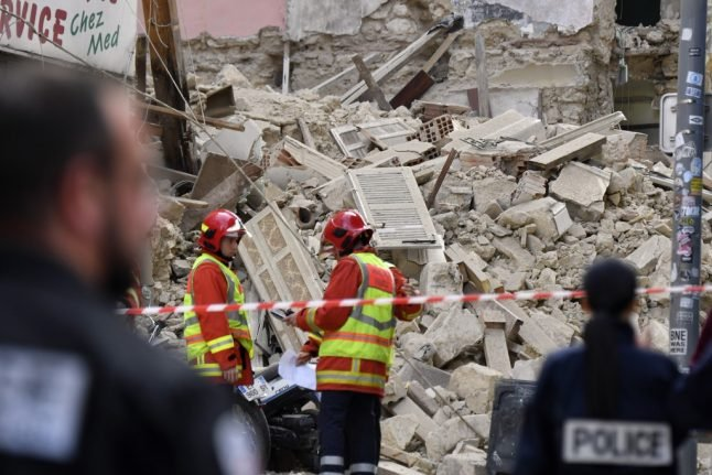 French housing authority charged with manslaughter after building collapse that killed eight