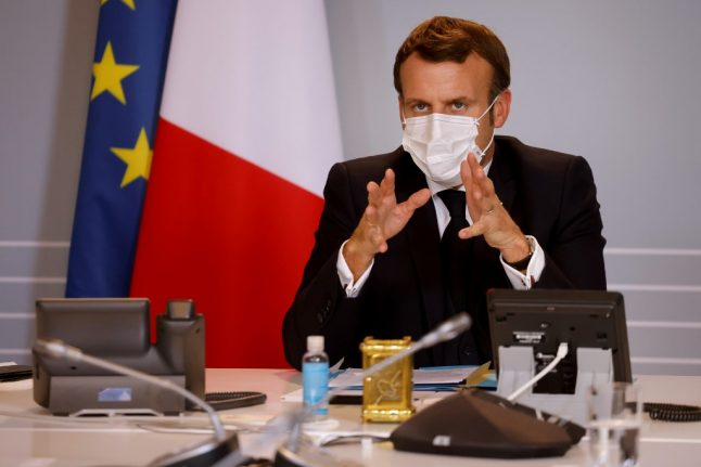 French economic recovery programme risks being overtaken by new lockdown