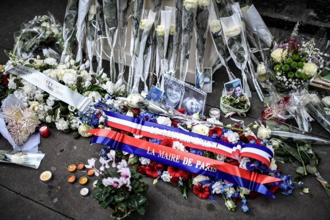 'Paris remembers': France marks five years since November 13th terror attacks