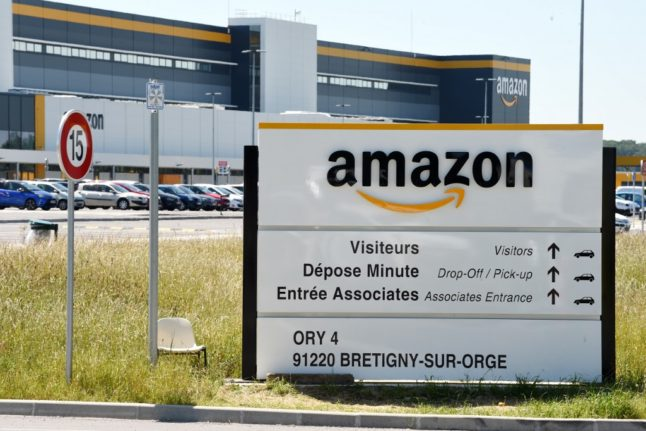 French politicians join calls to boycott Amazon this Christmas