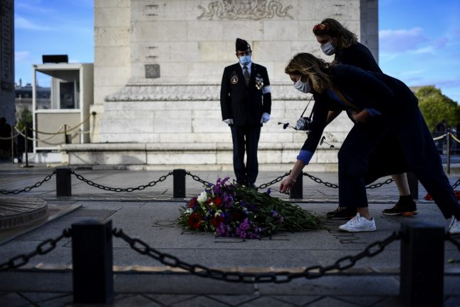Armistice Day: How France chose its Unknown Soldier