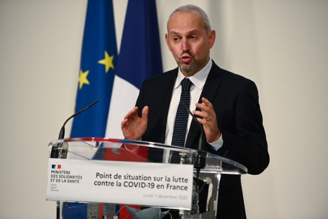 France 'far off' target for lifting Covid-19 lockdown on December 15th