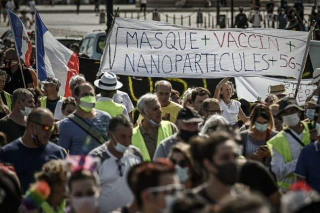 Why vaccine-sceptic France is so wary about mass immunisation for Covid-19