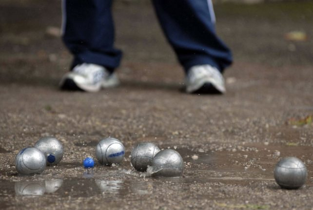 How the French sport of pétanque is going upmarket – and banning drinking and smoking