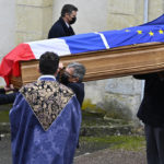 French ex-president Giscard laid to rest in low-key ceremony