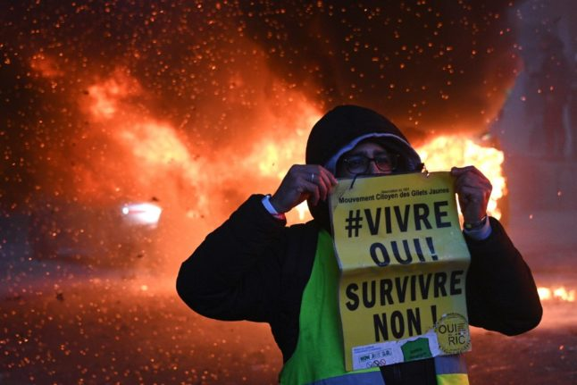 Aujourd'hui: What's happening in France on Monday