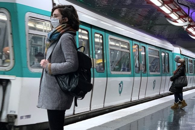 Covid-19 vaccine 'will not be required to access public transport' says French health minister