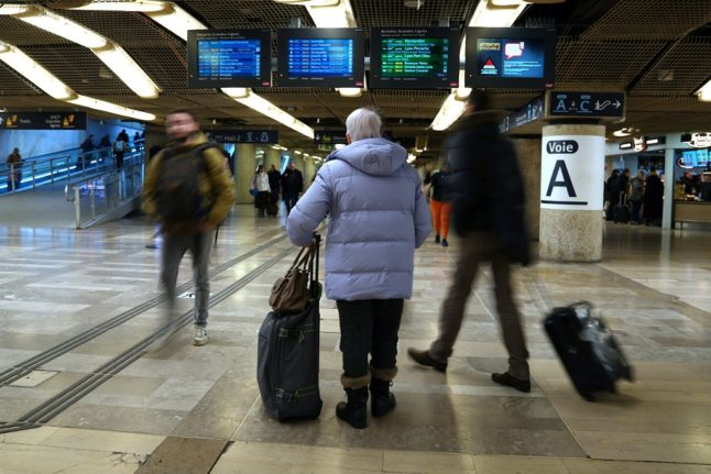 Christmas travel: What services are running in and around France?