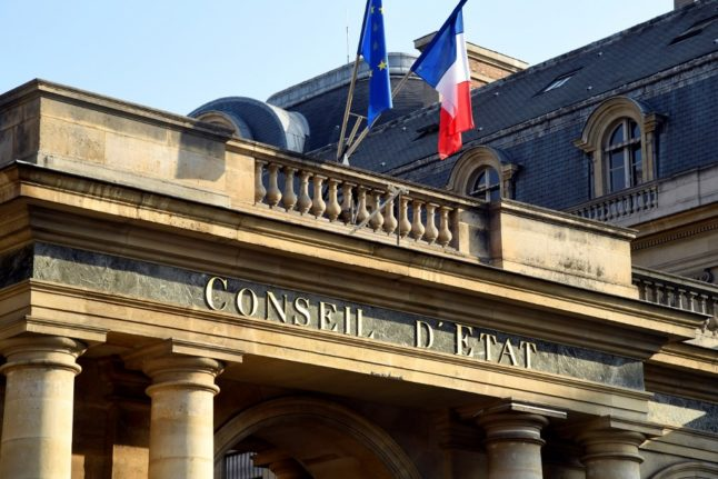 EXPLAINED: What is France's State Council?
