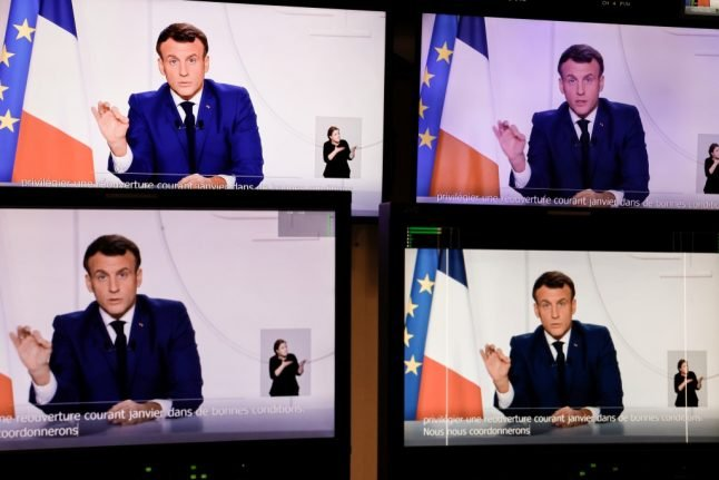 The 6 problems Emmanuel Macron faces in 2021