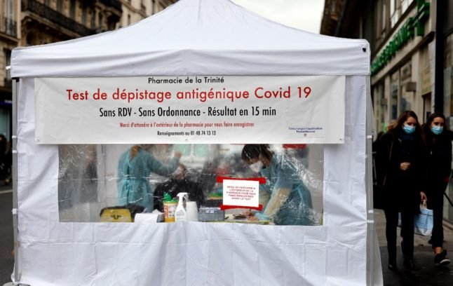 Should you get a Covid-19 test in France before travelling over Christmas?