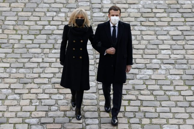 Who has to self-isolate after Macron's Covid-19 diagnosis?