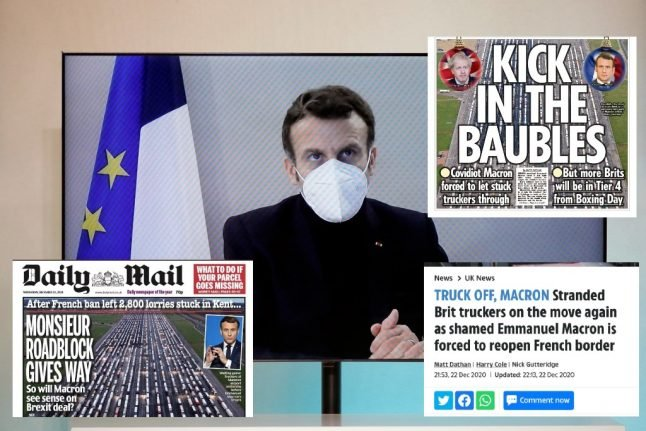 OPINION: Cheap French-bashing is an old tune from British press and politicians