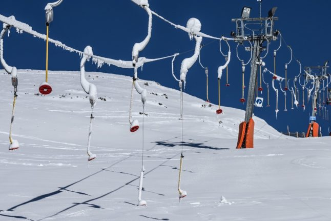 'Season a write-off': French ski lifts to stay closed, government announces