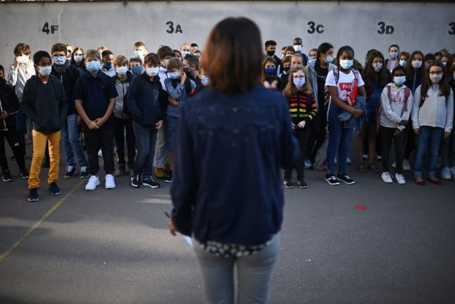 'One million tests a month' – France to keep schools open but will roll out mass Covid-19 testing