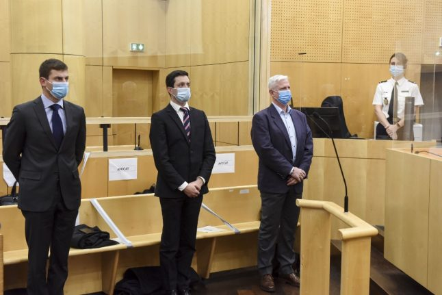 French army officers convicted after recruit died during initial ritual