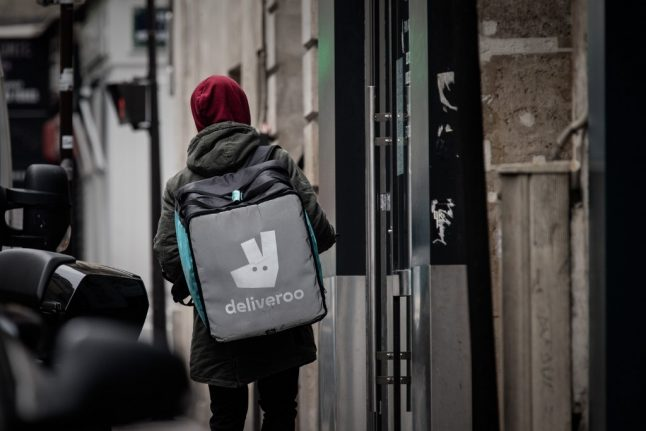 French court jails Deliveroo driver who refused to deliver for Jewish restaurants