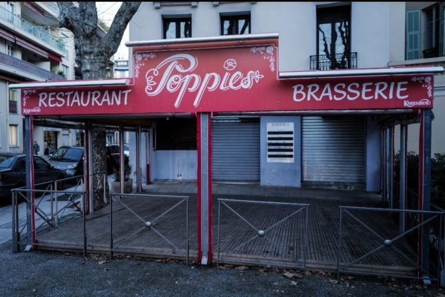 Restaurant owner arrested for opening in defiance of France's health restrictions
