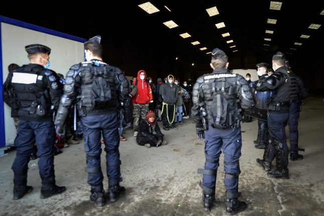 Hundreds booked for Covid violations as mass French rave ends