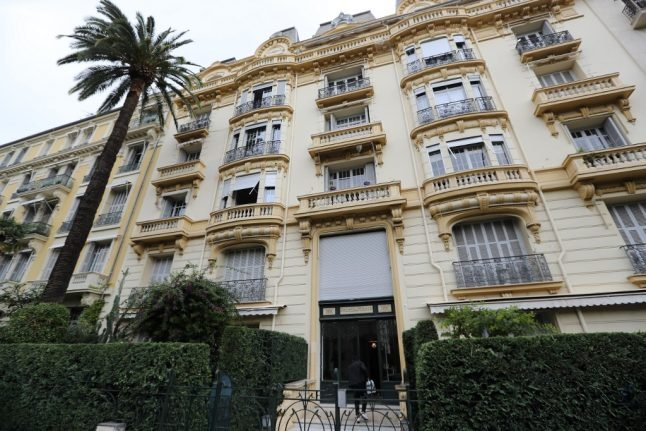 Gang goes on trial over kidnapping of elderly French hotel heiress