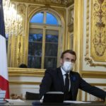 Macron and Biden 'agree on Covid and climate change' after phone call