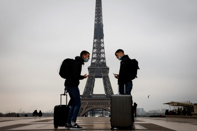 French tourism lost €61 billion in 2020