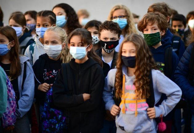 ANALYSIS: Is France right to keep its schools open during the pandemic?