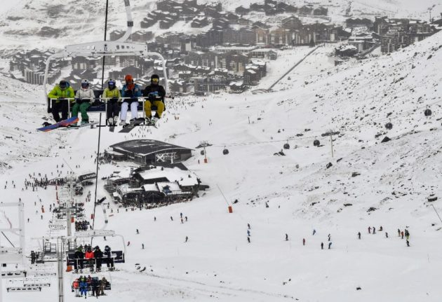 'Whole season a write-off' – What next for France's ski resorts?