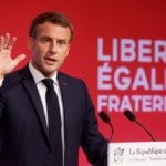 Macron hails French Muslim charter against extremism