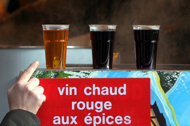 Covid-weary Parisians find comfort in mulled wine as lockdown looms