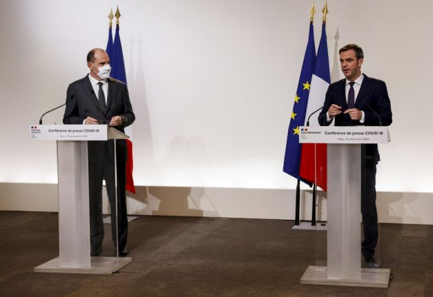 France prolongs Covid restrictions and UK border closure as PM warns 'we cannot lower our guard'