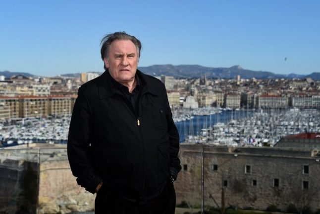 French actor Gérard Depardieu charged with rape and sexual assault