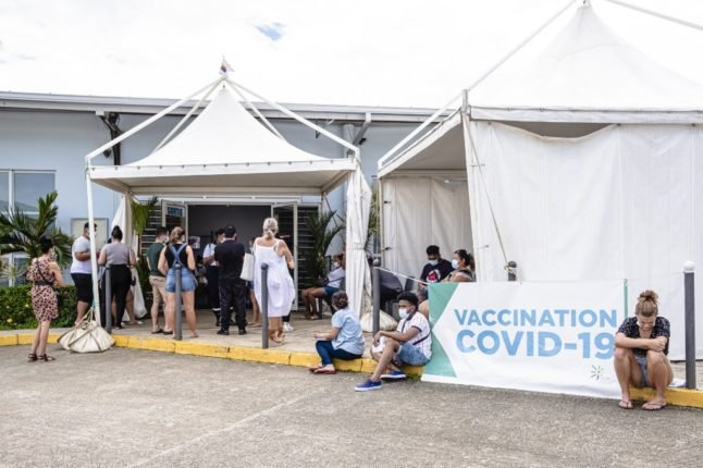LATEST: When will you be eligible for the Covid vaccine in France?